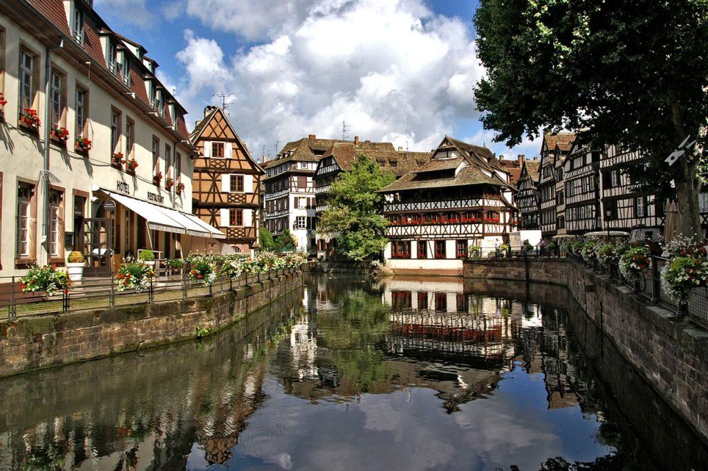 Principais Regiões Vinícolas da França - Strasbourg, Alsácia