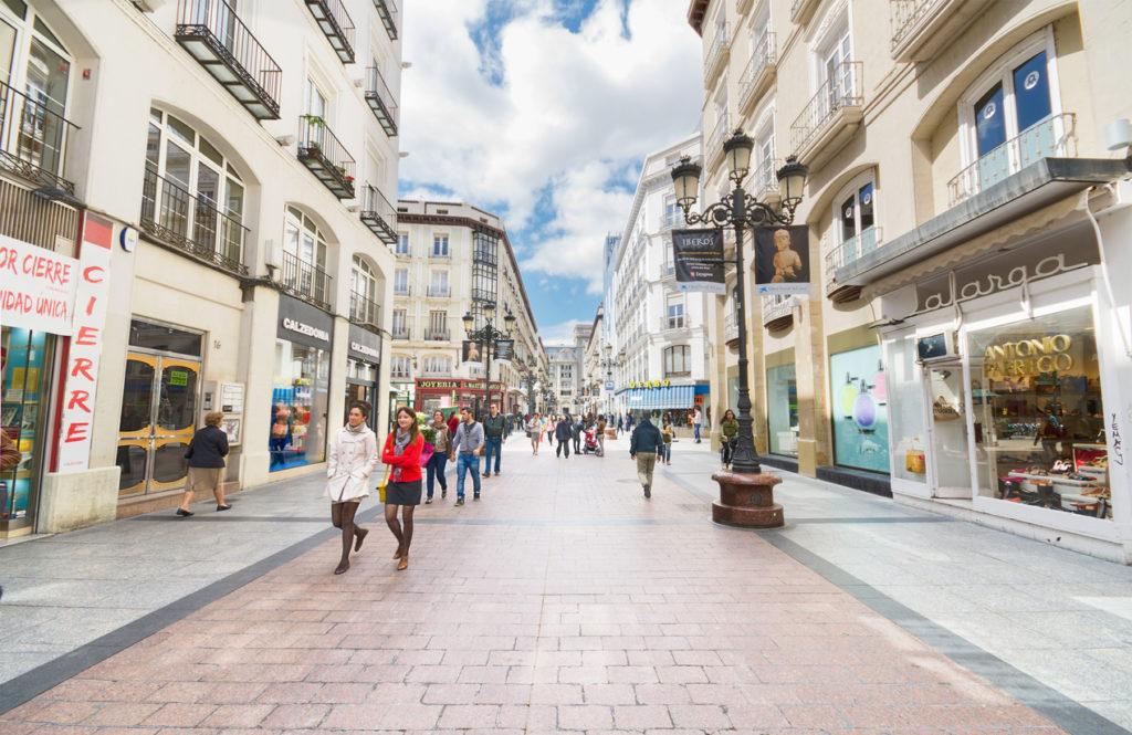Zaragoza, Espanha: variedade de opções nas áreas comerciais da cidade