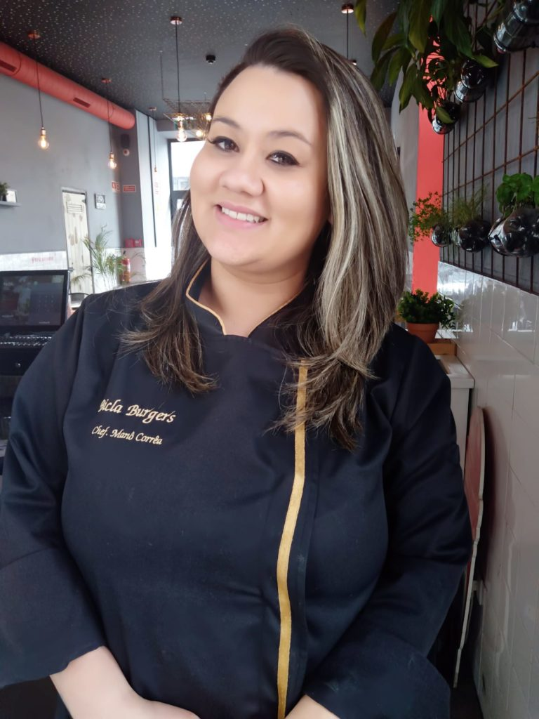 Bicla Burgers - Manoelle Correa