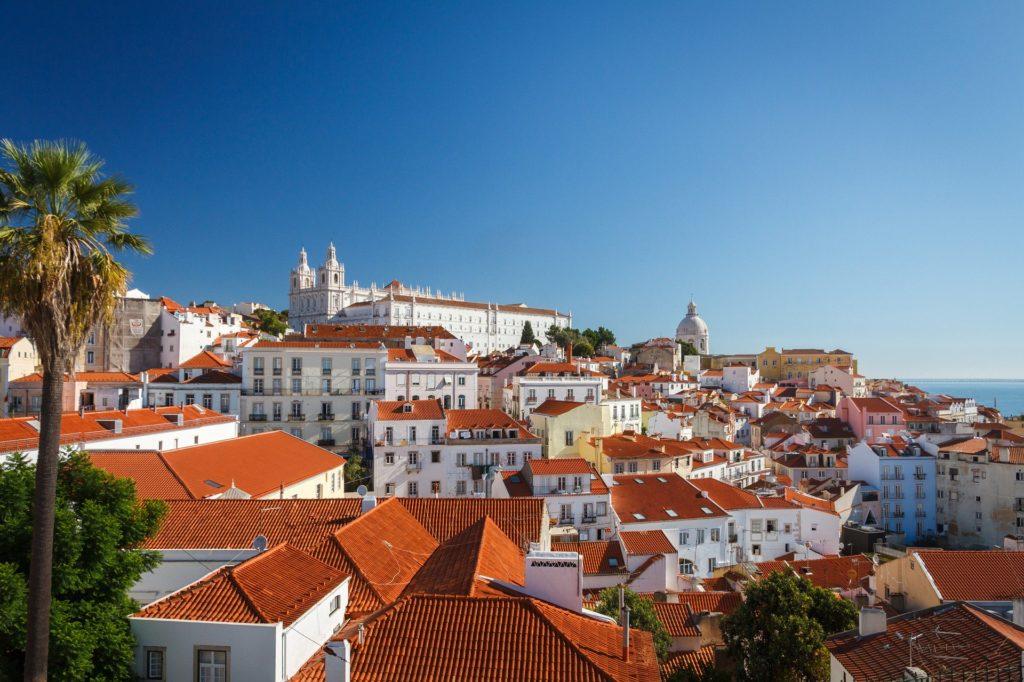 Alfama, tradicional bairro de Lisboa