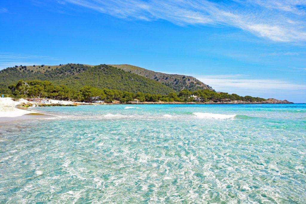 Verão na Espanha nas Ilhas Baleares