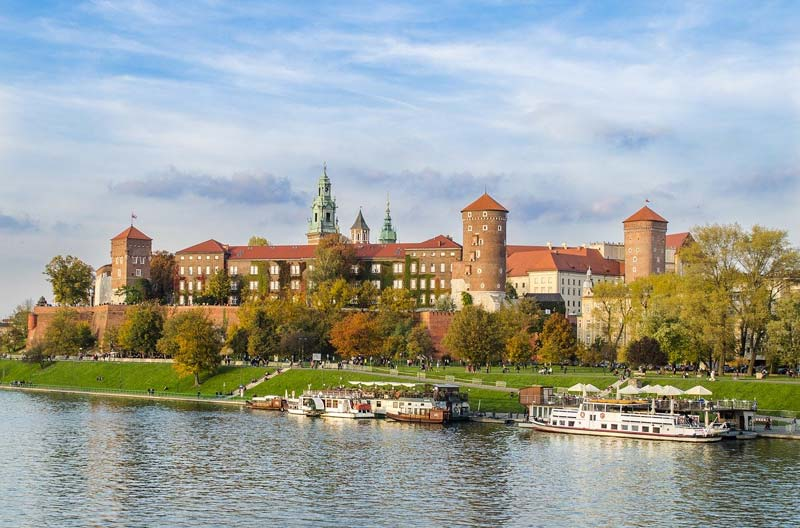 Cracóvia - Leste Europeu