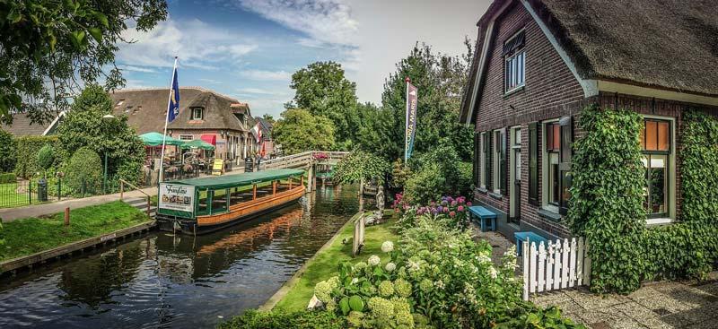 Giethoorn - Holanda
