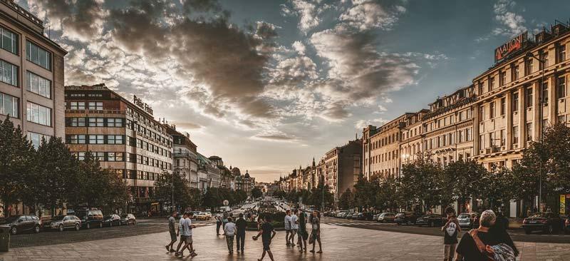 Praga - Leste Europeu