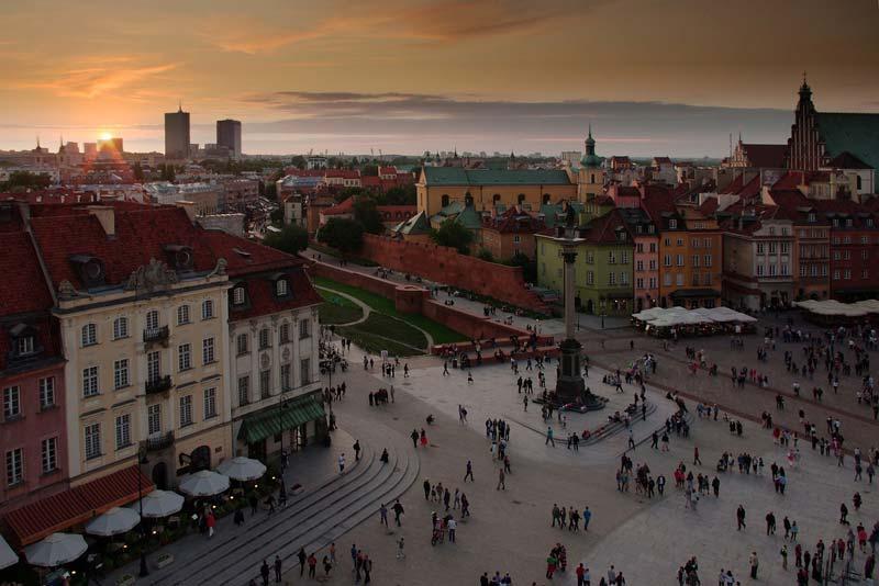 Varsóvia - Leste Europeu