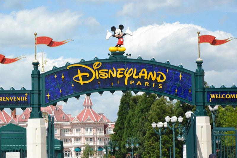 Disney em Paris