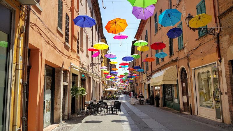 Motivos para morar na Itália