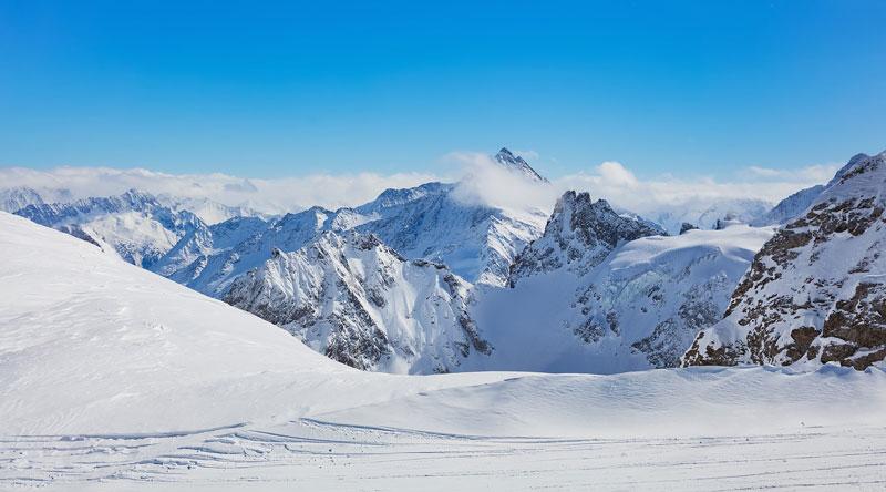 Mount Titlis - Suíça