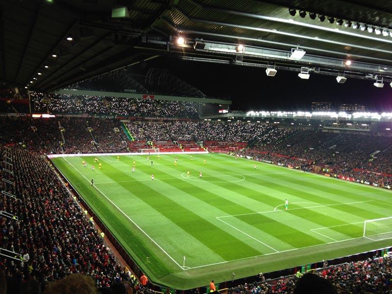 Estádio Old Trafford