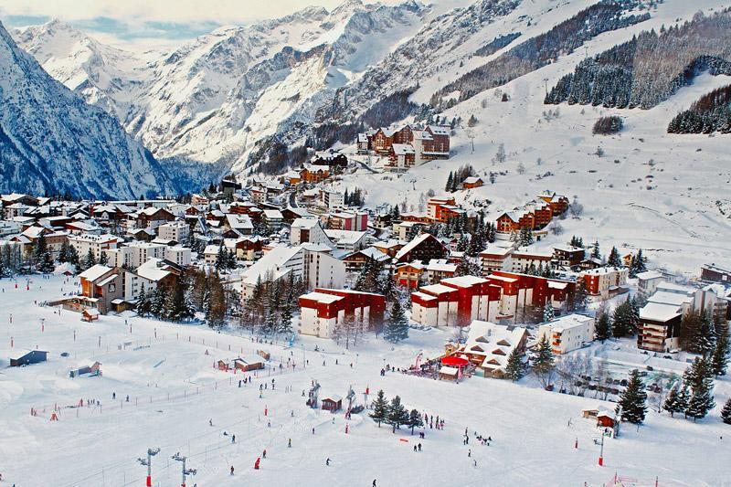 Estações de ski