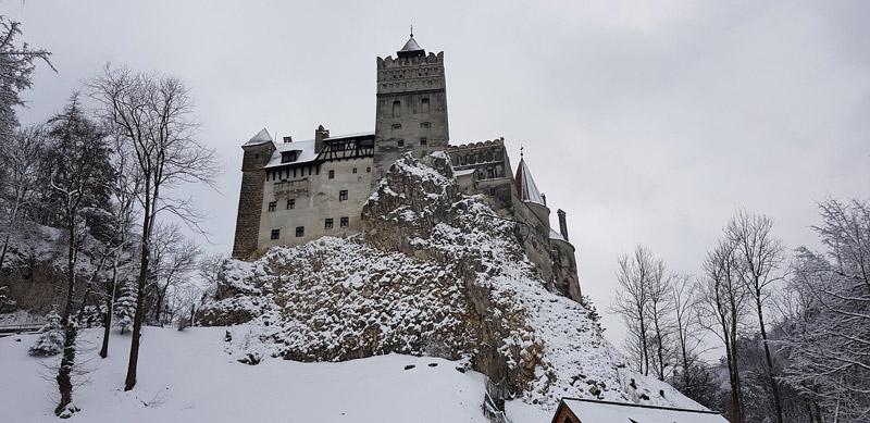 Castelo de Bran (Drácula) - Romênia