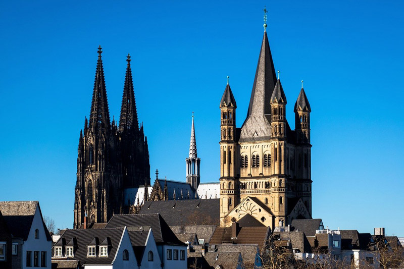 Torre da Catedral de Colônia