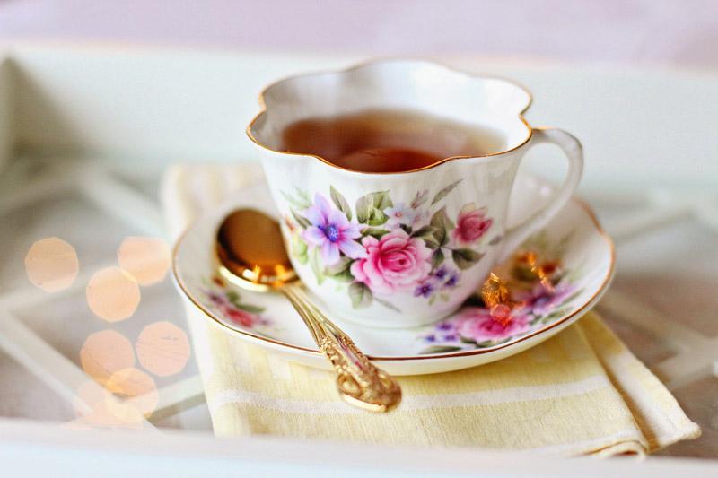 Famoso chá da Irlanda