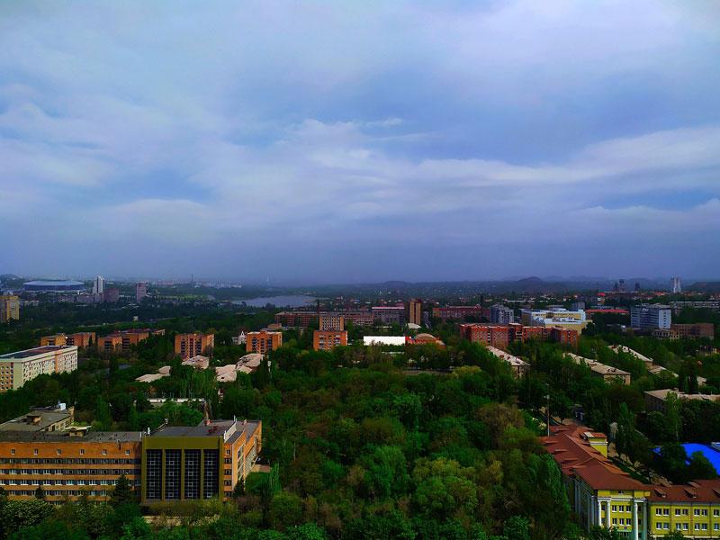 pontos turísticos da Ucrânia: Donetsk