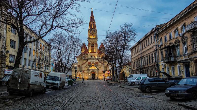 pontos turísticos da Ucrânia:  Odessa